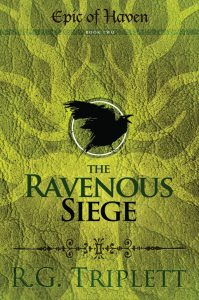 Bargain Book:  The Ravenous Siege by R.G. Triplett