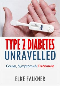 Bargain Book:  Type 2 Diabetes UNRAVELLED: Beginners Guide to Causes, Symptoms, Treatment and Prevention by Elke Falkner