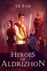 Bargain Book:  Heroes of Aldrizhon: Battle for Britarion (Book I) by Y.Z. Tan