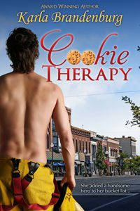 Cookie Therapy by Karla Brandenburg