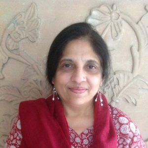 Interview with Author – Gita V. Reddy
