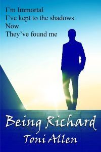 Being Richard by Toni Allen