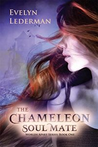 The Chameleon Soul Mate (Worlds Apart Book 1) by Evelyn Lederman