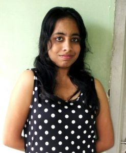 Interview with Author – Meghana Sarathy