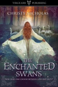 The Enchanted Swans by Christy Nicholas