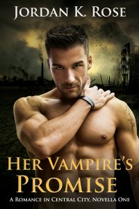 Featured PermaFree eBook: Her Vampire's Promise by Jordan K. Rose
