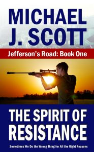 Featured PermaFree eBook: The Spirit of Resistance by Michael Scott