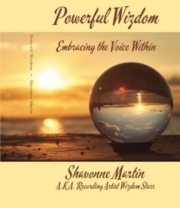 "Bargain Book:  Powerful Wizdom ""Embracing the Voice Within"" by Shavonne Martin"