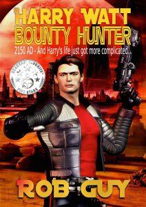 Featured PermaFree eBook: Harry Watt Bounty Hunter by Rob Guy