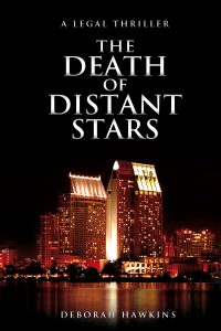 Bargain Book:  The Death of Distant Stars, A Legal Thriller by Deborah Hawkins
