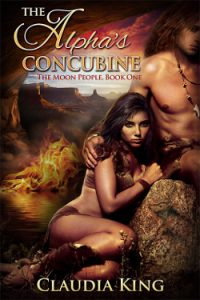 Featured PermaFree eBook: The Alpha's Concubine by Claudia King