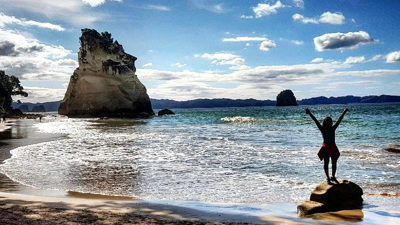 Coromandel Day Trip Cathedral Cove And Hot Water Beach Epic