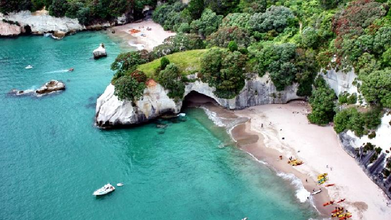 Experience the beautiful beaches, amazing coastal views, and delicious local restaurants that the Coromandel has to offer.