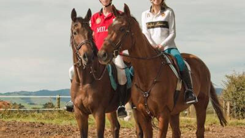 Horse Trekking - Silver Fern Riding Stables - Waiuku Forest