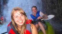 Bay of Islands Waterfall Cruise + Kayak or Paddle Board