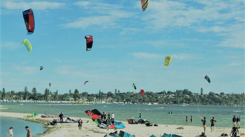 Wakeboarding & Kite Surfing