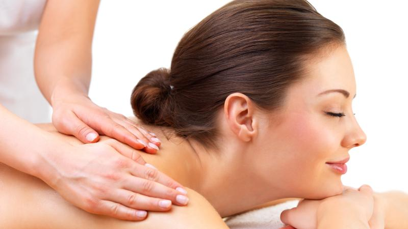 Girls Full Body Massage