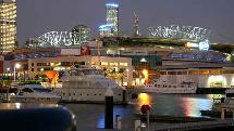 Entree, Main, Dessert plus Glass of Wine, Beer or Soft Drink - Renzos Waterfront Bar - Docklands