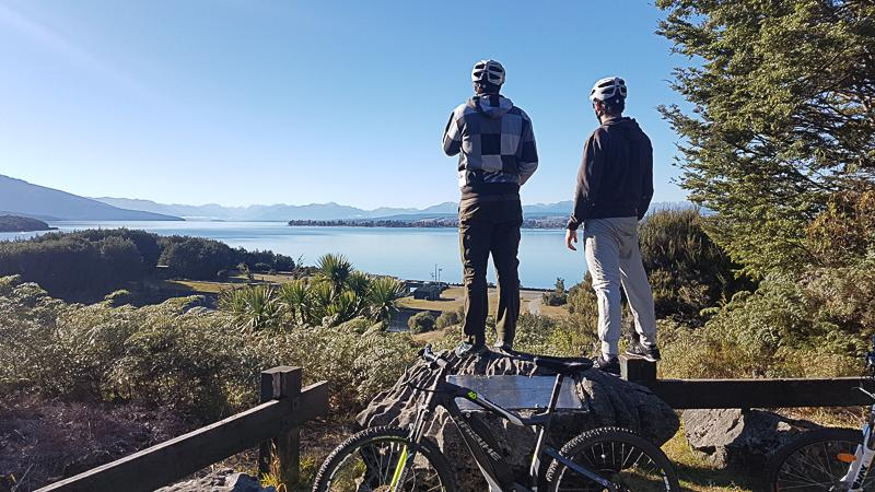 Lake To Lake Cycle Trail Unguided Tour Nice