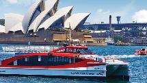 Sydney Harbour - Taronga Zoo Express Ferry