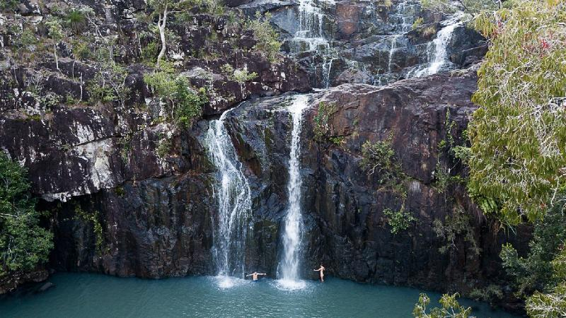 Whitsunday Tropical Rainforest & Waterfall Adventure