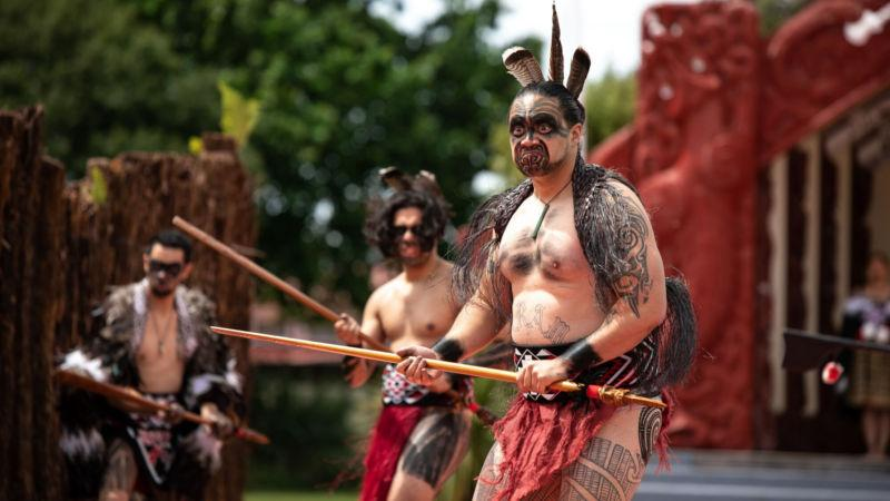 Experience authentic Maori Culture with a guided tour of Nga Hau e Marae, a display of traditional Maori Performances showcasing the Haka, plus a delicious New Zealand Hakiri feast!