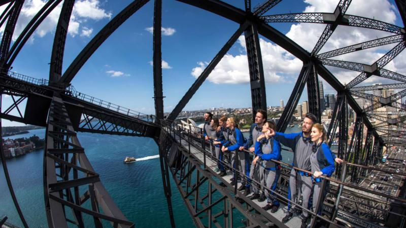 BridgeClimb Sampler