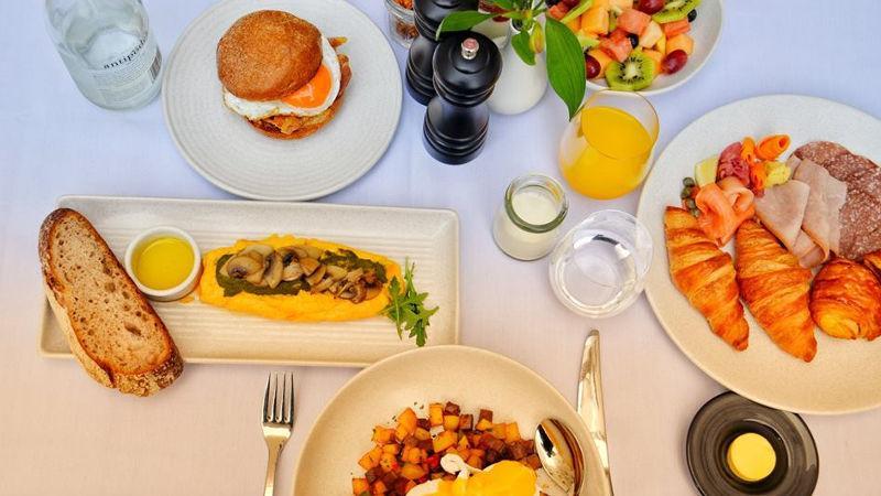 hotel grand windsor breakfast
