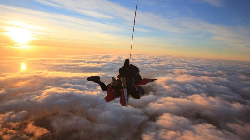 mount cook skydive