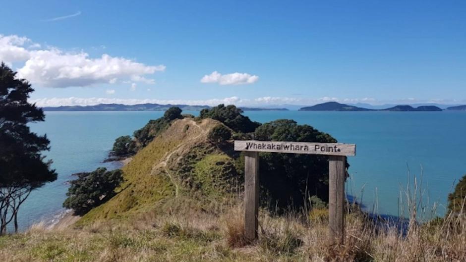 Whakakaiwhara point lookout