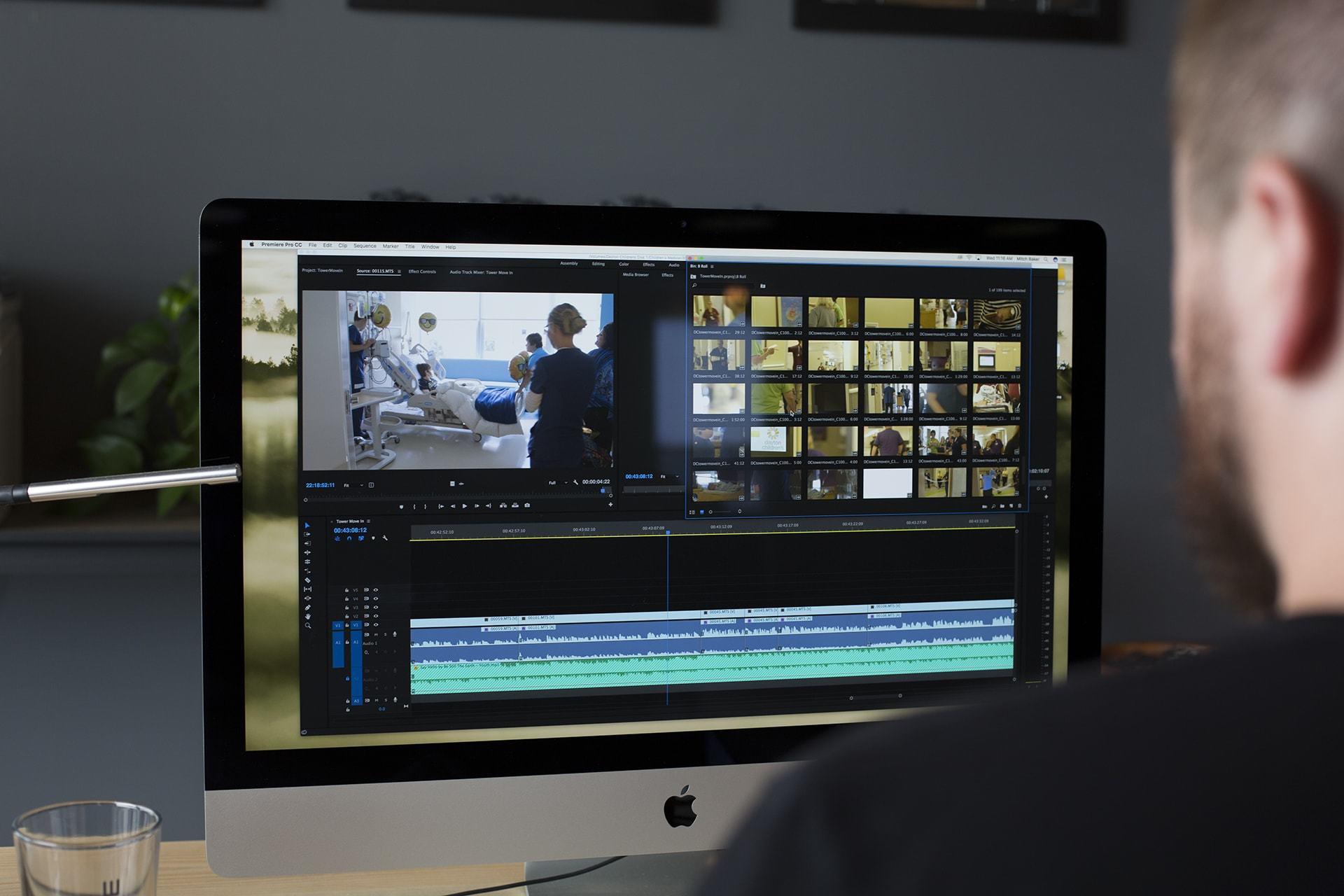 Boom Crate Video Editing