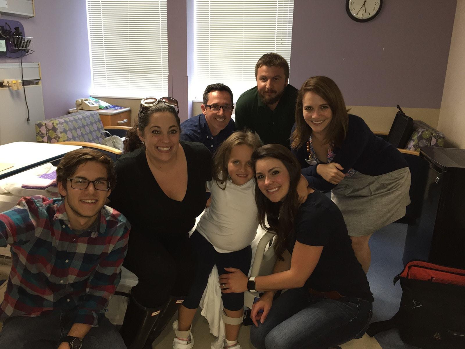Dayton Children's crew