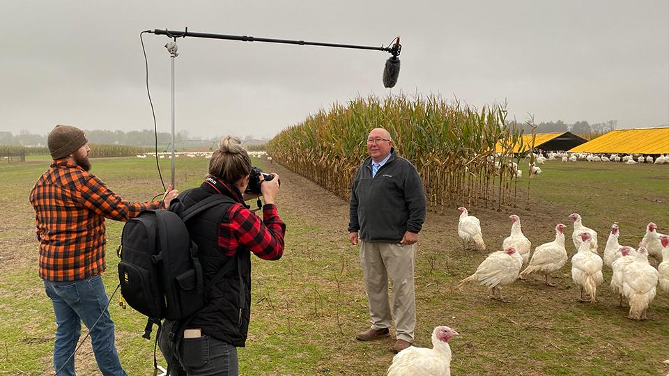 Dorothy Lane Turkey Farm