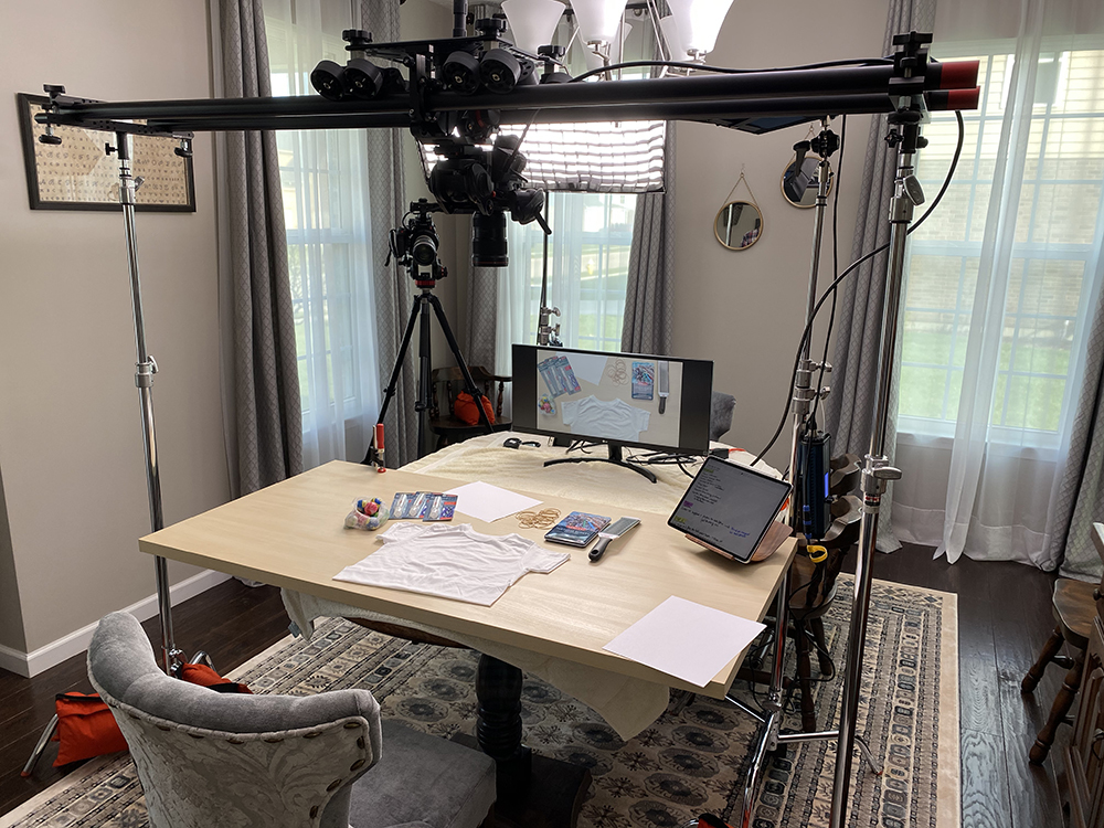 Brian & Kelly Mercers Home Dining Room VIdeo Set