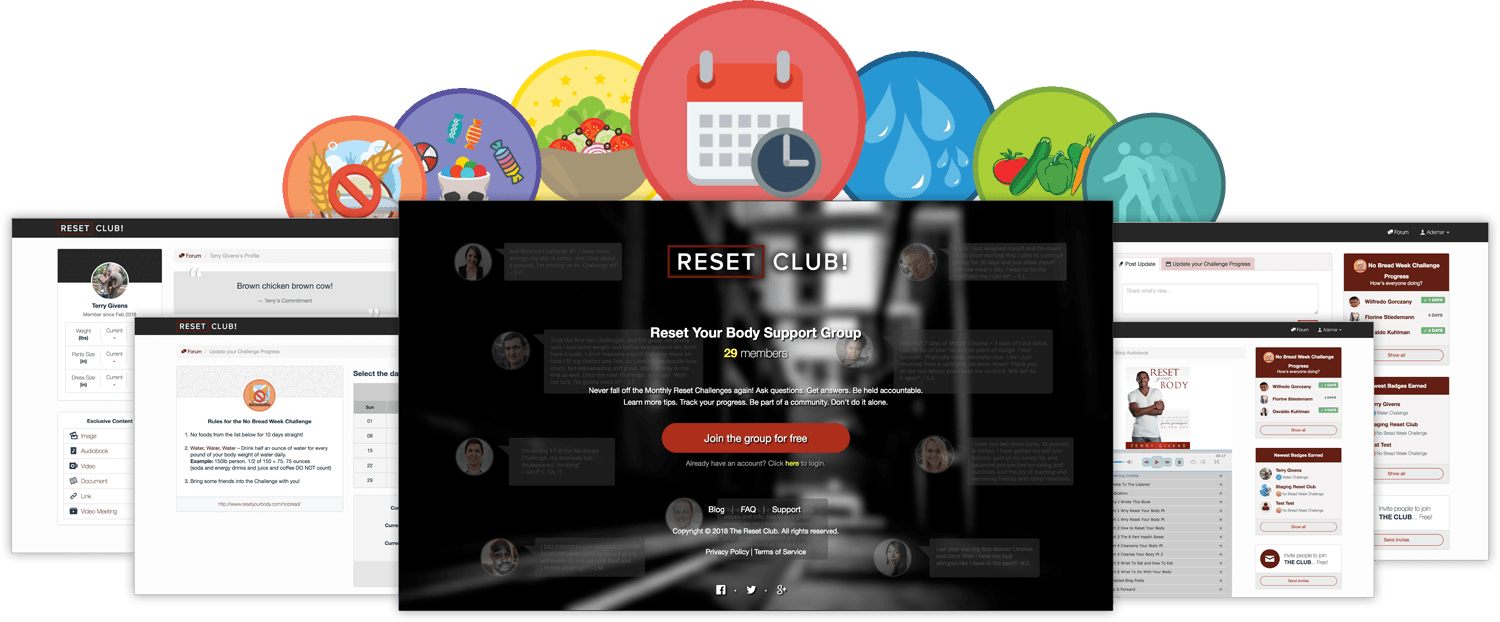Reset Your Body Club