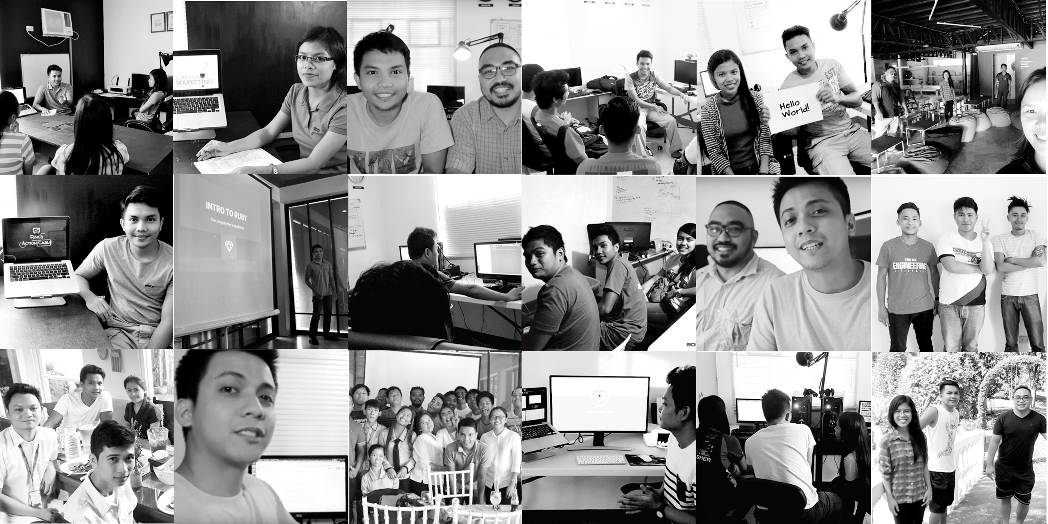 Bootyard Ruby on Rails Developers and Designers based in the Philippines