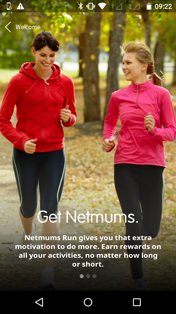 Netmums Run 1