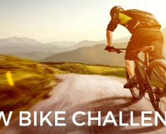 Male Mountain Biking - Challenge Image