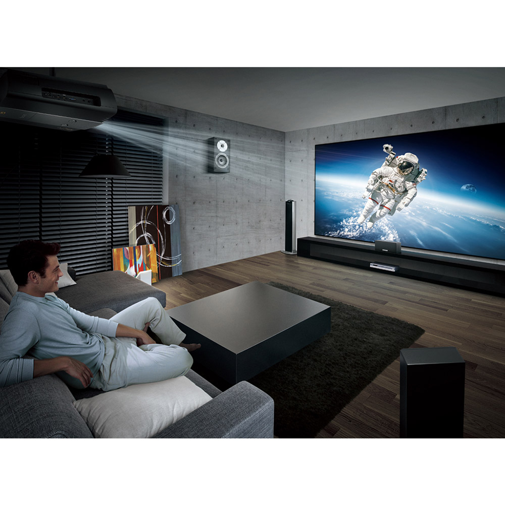 Benq proyector x12000 cine en casa 4k uhd 8 3 millones pix - Proyector cine en casa ...