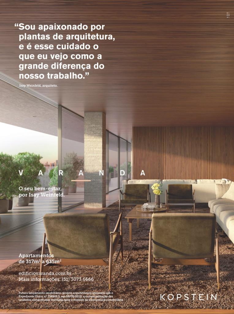 a6c155a946 A agência Global assina o projeto de branding para o lançamento do Edifício  Varanda