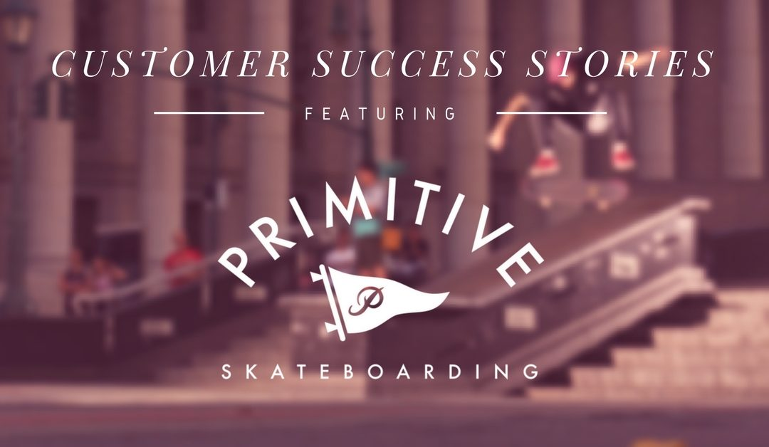 Primitive, Taking Skateboarding from Lifestyle to Apparel Brand