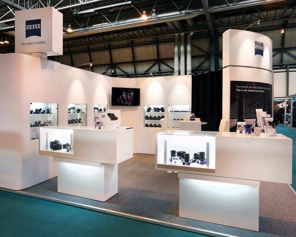 Exhibition Displays : The ultimate guide to trade show display and booth ideas
