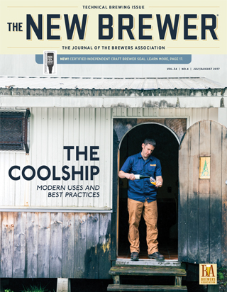 July August 17 The New Brewer