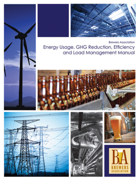 Energy Usage, GHG Reduction, Efficiency and Load Management Manual