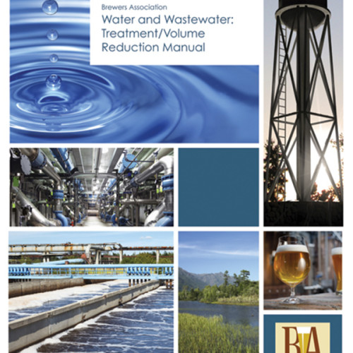Water and Wastewater: Treatment/Volume Reduction Manual