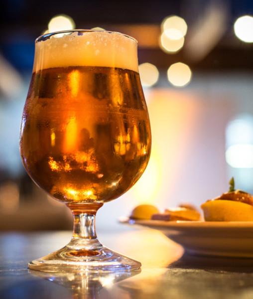 Chef + Brewer = Elevated Beer + Food Pairings