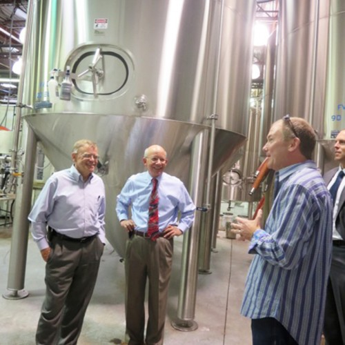 Port City Brewing Hosts the FDA