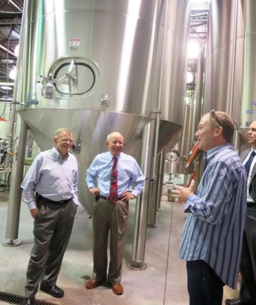 Port City Brewing Hosts the FDA