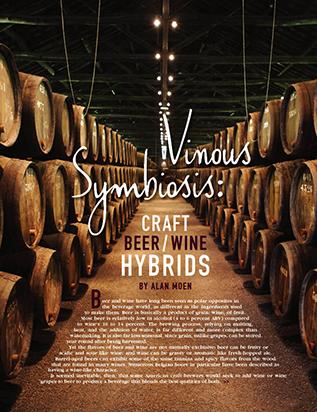 Craft Beer/Wine Hybrids