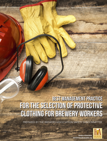 protective clothing for brewery workers